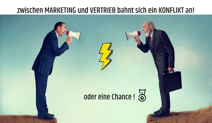 Kopie von zwischen marketing und Vertrieb bahnt sich ein