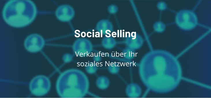 Social Selling BLOG BILD