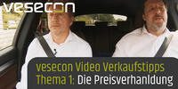 Video-Verkäufertipp #1: Die Preisverhandlung