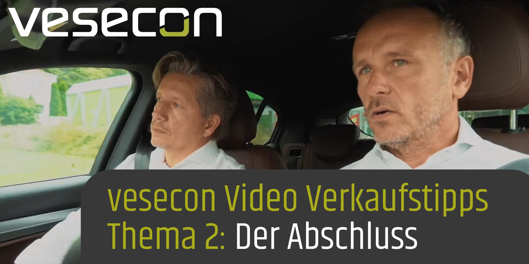 Video-Verkaufstipp #2: Der Abschluss